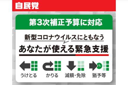 【最新情報】新型コロナウイルス支援策特設サイト