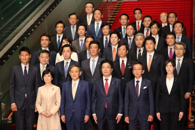 文部科学大臣政務官、内閣府大臣政務官(東京オリンピック・パラリンピック担当)及び復興大臣政務官を拝命いたしました